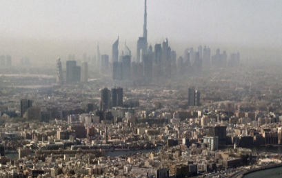 Air Pollution of UAE