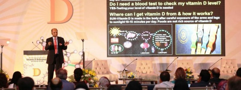 6th International Vitamin D Conference in Abu Dhabi